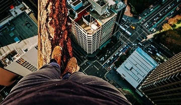 skyscraper balance