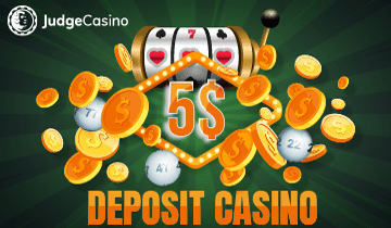 5 Minimum Deposit Casino Find The Best 5 Online Casino