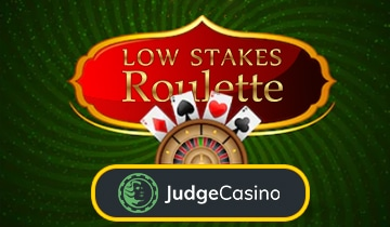 Low Stakes Roulette Guide