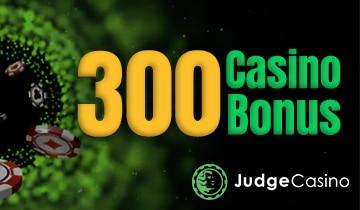 bonus casino 300