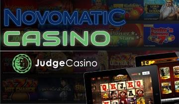 Casino novomatic online казино бонусом после регистрации