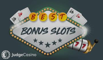 best bonus casino slots