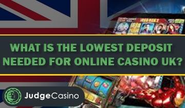 $10 minimum deposit casino