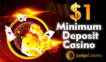 1 Minimum Deposit Casino