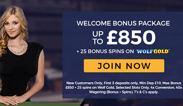 PlayUK Welcome Bonus