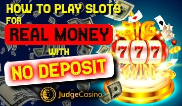 Slots No Deposit Win Real Money