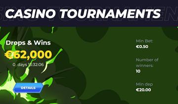 powbet casino tournaments